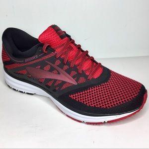 Brooks Revel Red Running Shoes